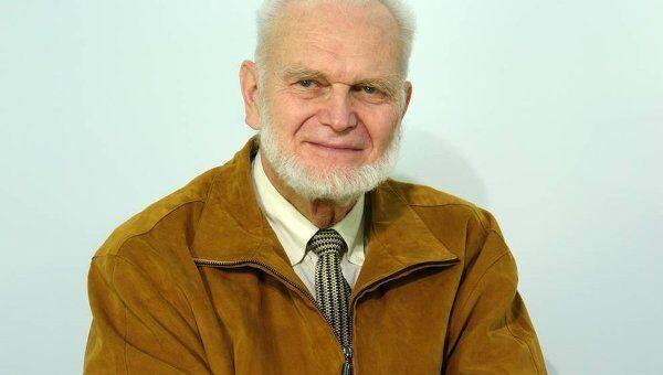 Член-корреспондент РАН, эколог Алексей Яблоков. Архивное фото