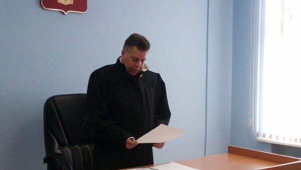 Суд над Ириной Добржанской в Брянске