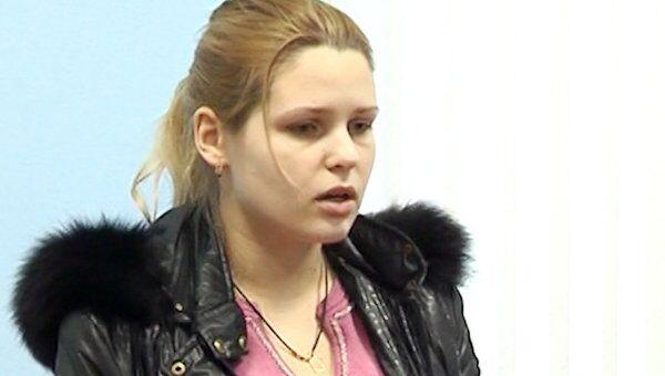 Добржанская не признала свою вину в ДТП и попросила понимания