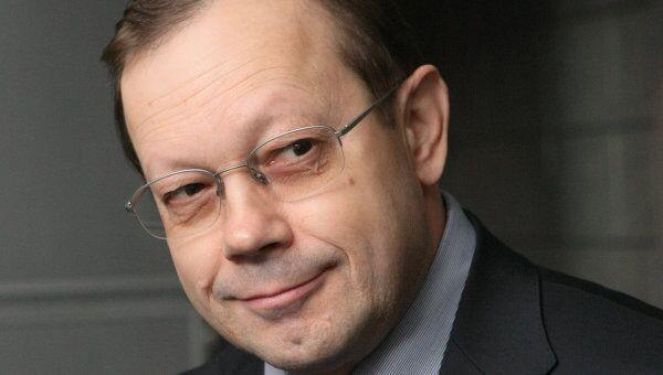 Главный редактор газеты Российская газета Владислав Фронин