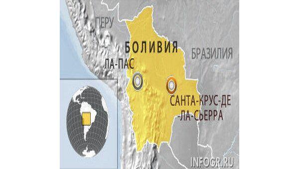 На востоке Боливии конфискована рекордная партия кокаина