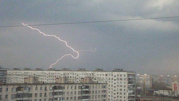 Гроза над Москвой. Архив