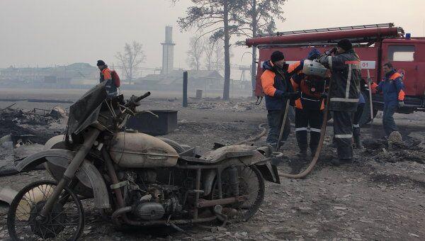 Ситуация в поселке Тыгда Амурской области