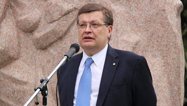 Вице-премьер Украины Константин Грищенко. Архив
