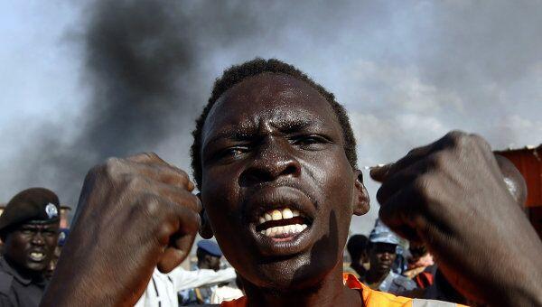 Ситуация в Судане
