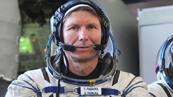 Командир основного экипажа ТПК Союз ТМА-М, бортинженер МКС-31, командир МКС-32 Геннадий Падалка. Архивное фото