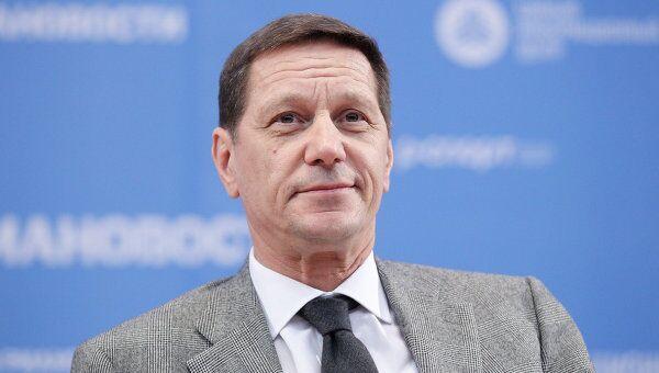 Президент Национального олимпийского комитета РФ Александр Жуков. Архив