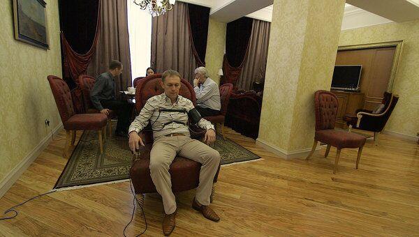 Андрей Луговой. Архивное фото