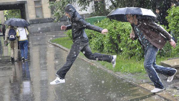 Тайфун Санба принес на юг Сахалина больше месячной нормы осадков
