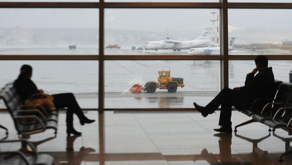 Пассажирский терминал А международного аэропорта Внуково