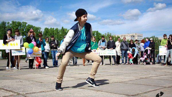 Скейтеры и роллеры устроили экстремальный Первомай в Тольятти