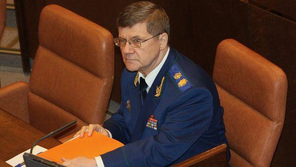 Юрий Чайка. Архив