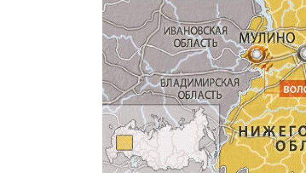 Взрыв боеприпасов произошел в Нижегородской области, четверо погибших