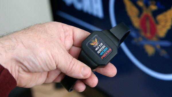 Производство и испытание электронных браслетов для осужденных