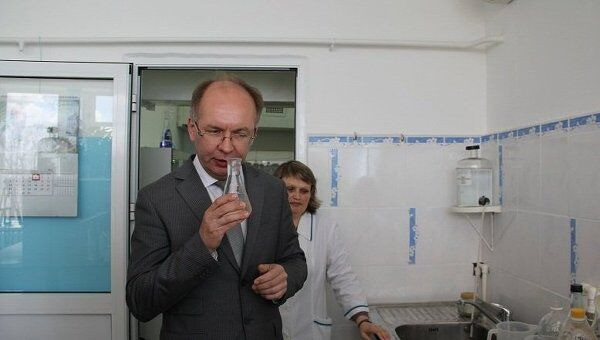 Глава Костромы Юрий Журин
