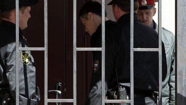 Суд по делу сотрудников ОВД Дальний в Казани