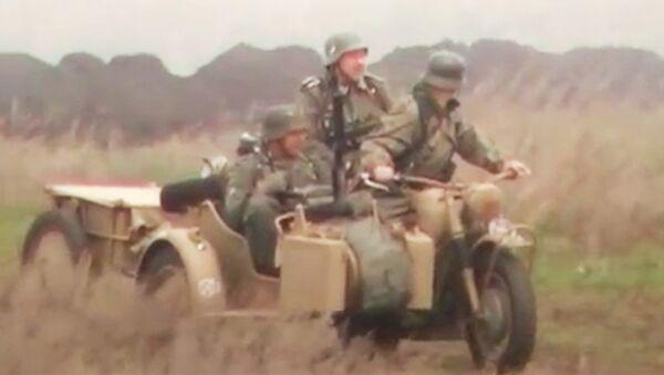 Реконструкцию боев у Валькерсдорфа показали в Самарской области