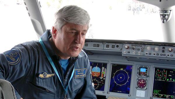 SSJ-100 никогда не летал при тропическом ливне – пилот за неделю до крушения