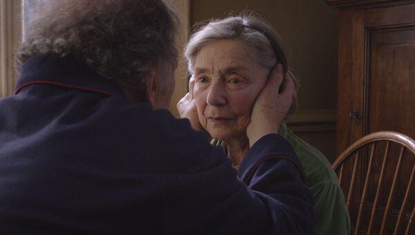 Кадр из фильма Любовь Михаэля Ханеке
