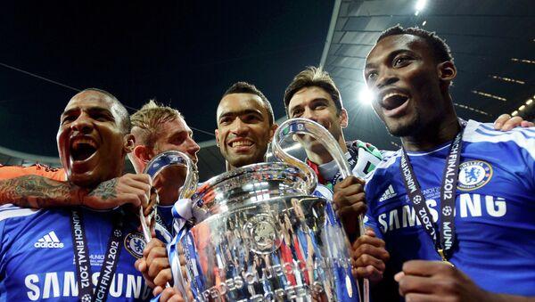Челси - победитель Лиги чемпионов