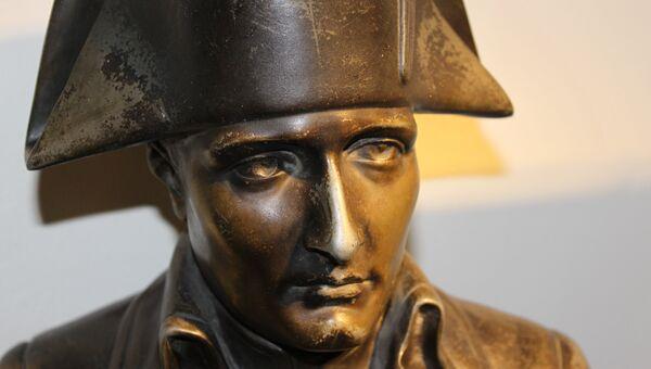 Бюст Наполеона. Архивное фото