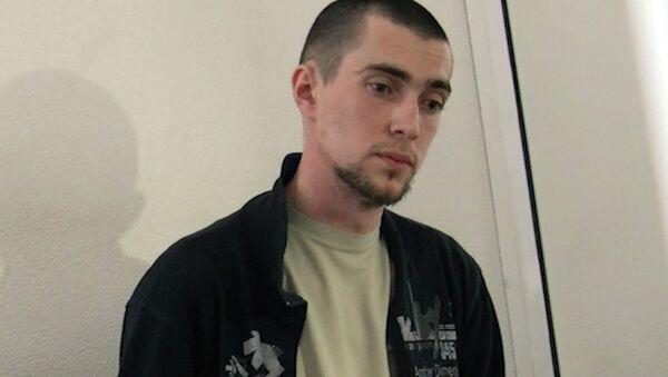 Русскому ваххабиту Двораковскому вынесли приговор. Кадры из зала суда
