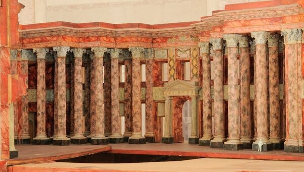 Постоянная экспозиция Государственного музея архитектуры им. Щусева Неслучившееся будущее