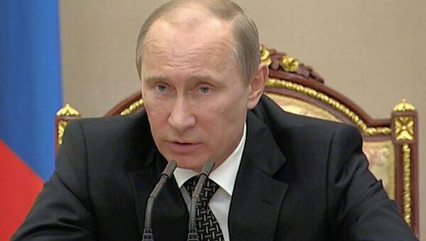 Путин указал Минобороны на недопустимые факты нарушения прав военных