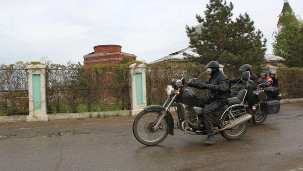 Мотоклуб Ночные волки