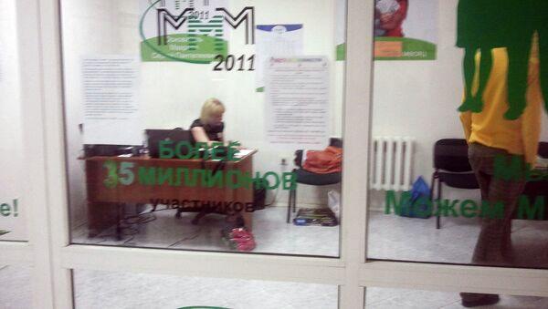 Офис МММ в Есентуках