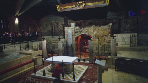 Храм Рождества Христова в Вифлееме открылся для посетителей