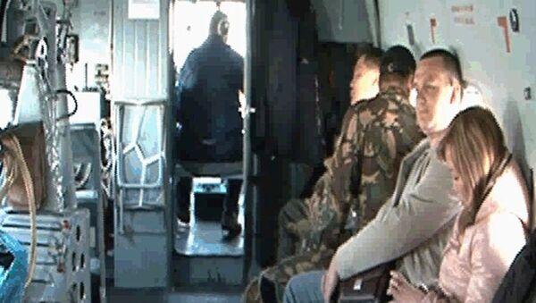 Представители следственного комитета летят к месту ЧП в Туве