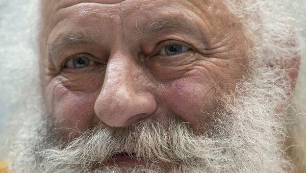 Основатель театра Лицедеи Вячеслав Полунин