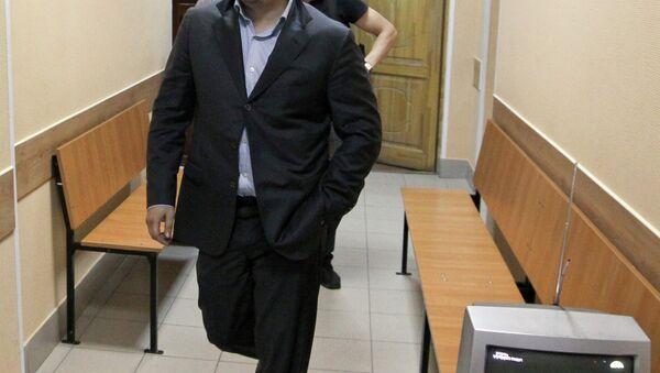 Исполнительный директор материально-технического обеспечения компании ТВЭЛ Тимур Букейханов