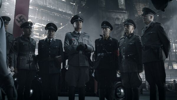 Кадр из фильма Железное небо