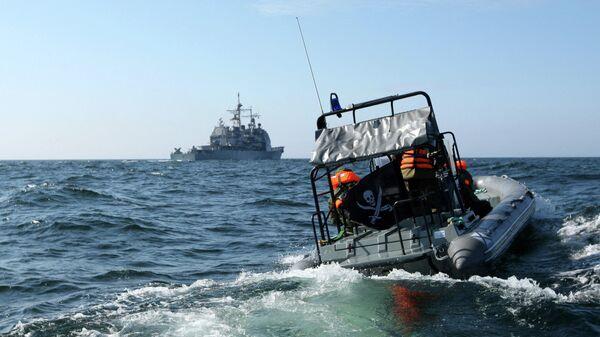 Международные военно-морские учения