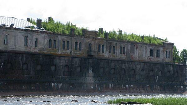 Грозный форт Кроншлот