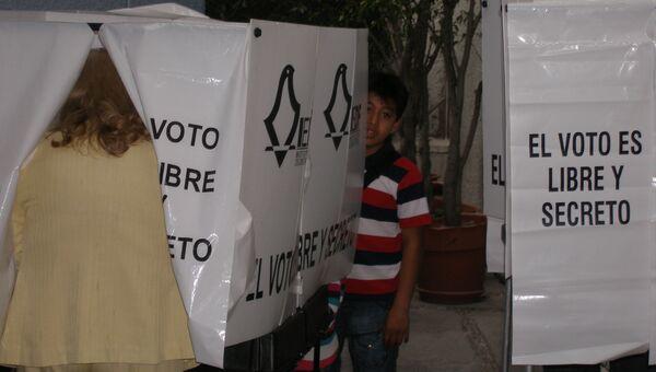 Всеобщие выборы в Мексике