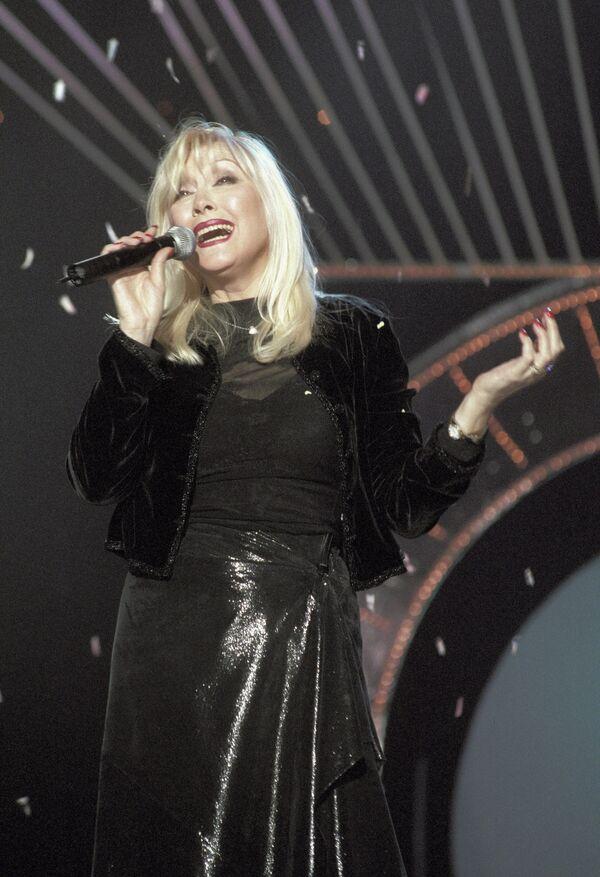 Народная артистка России Ирина Мирошниченко