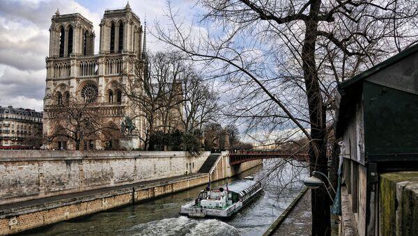 Собор Парижской Богоматери в Париже. Архивное фото