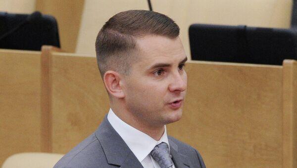 Председатель комитета ГД по делам общественных объединений и религиозных организаций Ярослав Нилов. Архивное фото