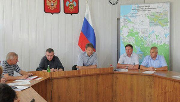 Внеочередная сессия Совета муниципального образования Крымский район