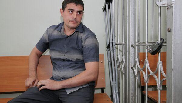 Заседание суда по делу Дмитрия Черкасова