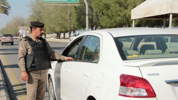Полиция в Саудовской Аравии. Архивное фото