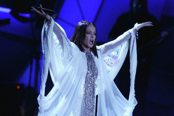 Юбилейный концерт Софии Ротару в Государственном Кремлевском Дворце в Москве