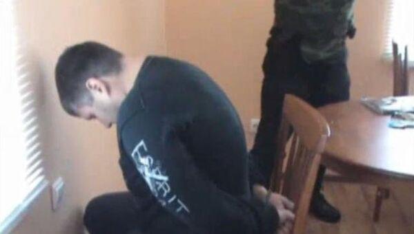 Кадры задержания наркоторговцев, которые ввезли в Россию около 200 кг кокаина