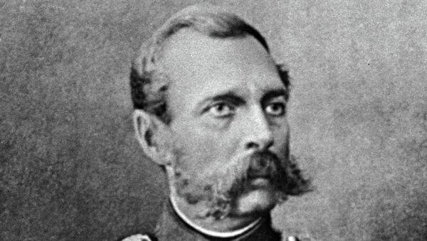 Император Александр II. Архивное фото