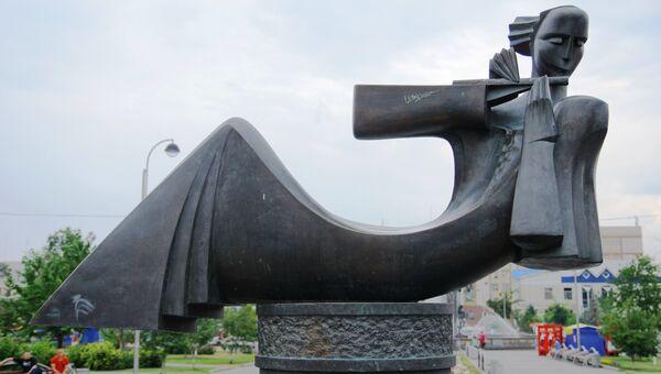 Памятники в Тюмени