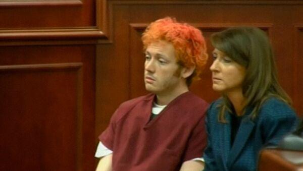 Холмс, стрелявший по поклонникам Бэтмена, предстал перед судом