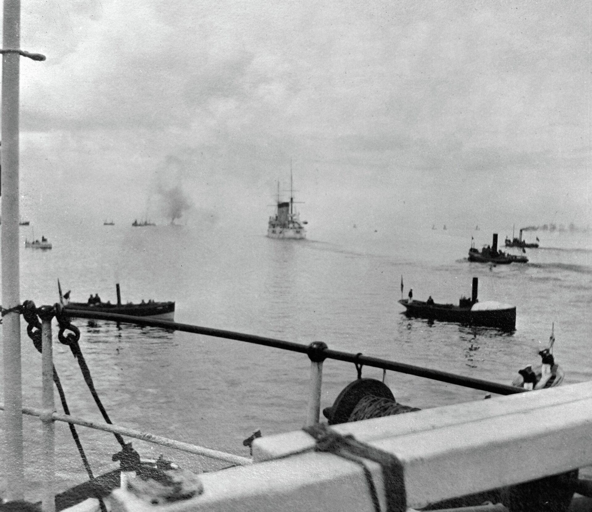Тихоокеанская эскадра - ПРОФИ Новости, 1920, 21.10.2020